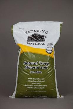 Redmond Agriculture 10 Fine Premium Mineral Salt