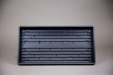 Plant Trays with Drain Holes