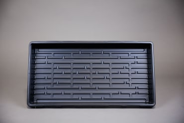 Plant Trays without Drain Holes