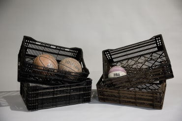 Bulb Crate with Full Sides