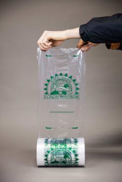 "10x15"" Plastic Produce Bags"