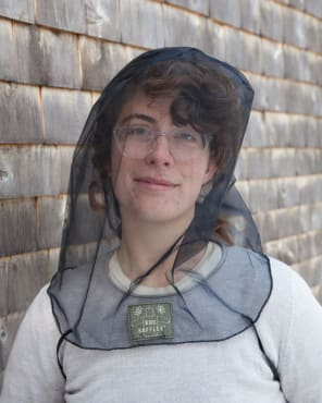 Bug Baffler Headnet