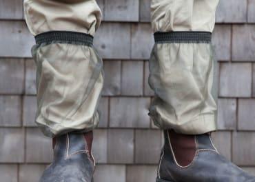 Bug Baffler Ankle Guards