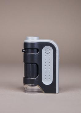 Microbrite Plus Pocket Microscope