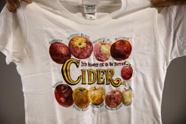 Cider Shirt, Scoopneck