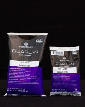 Verdesian Guard-N Seed Inoculant for Soybean, Pea, Vetch, Lentil, Dry Bean and Peanut Varieties
