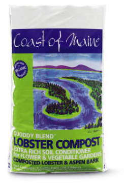 Coast of Maine Quoddy Blend™ Compost