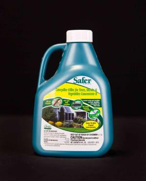 Safer® Brand Caterpillar Killer