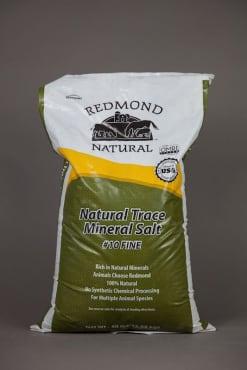 Redmond Agriculture 10 Fine Premium Trace Mineral Salt