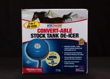 Stock Tank De-Icer
