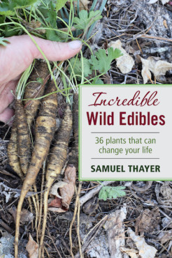 Incredible Wild Edibles: 36 plants that can change your life