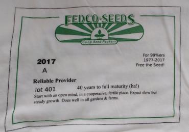 Seed Packet Tee