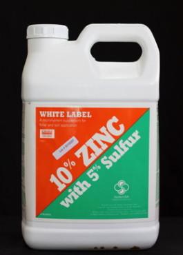 Zinc, Liquid