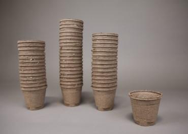 "Jiffy® Pots 4½"" Round"