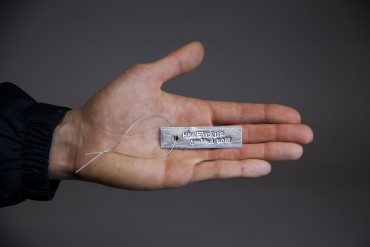 Aluminum Label Tags