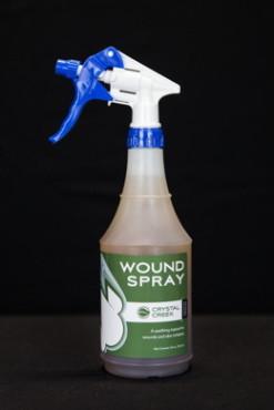 Crystal Creek® Wound Spray