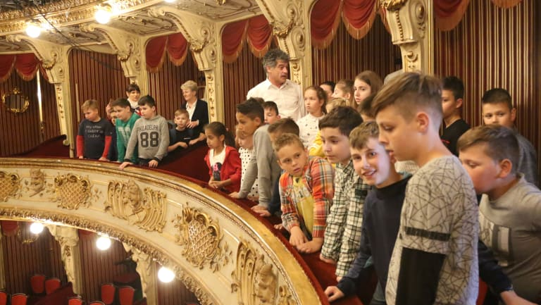 Roadshow 2019 - Croatian National Theatre Zagreb