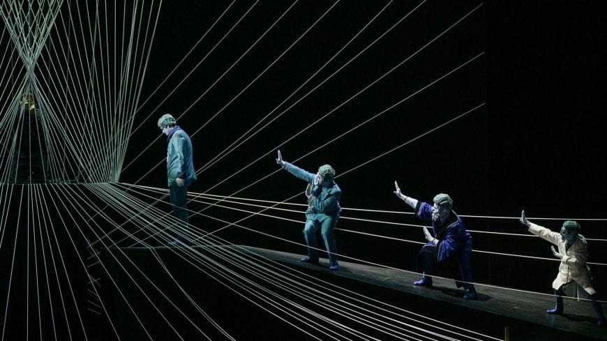 Xerxes - Deutsche Oper am Rhein Düsseldorf Duisburg