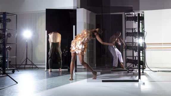 NEW WORK - Rambert