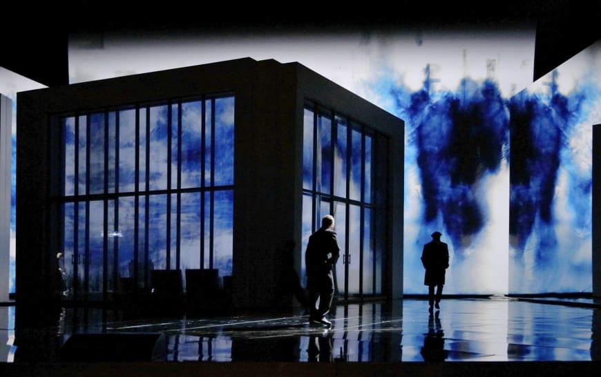 The Flying Dutchman - Finnish National Opera and Ballet