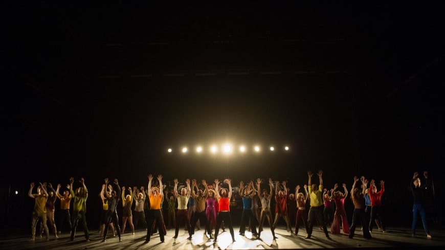 National Youth Dance Company In-Nocentes