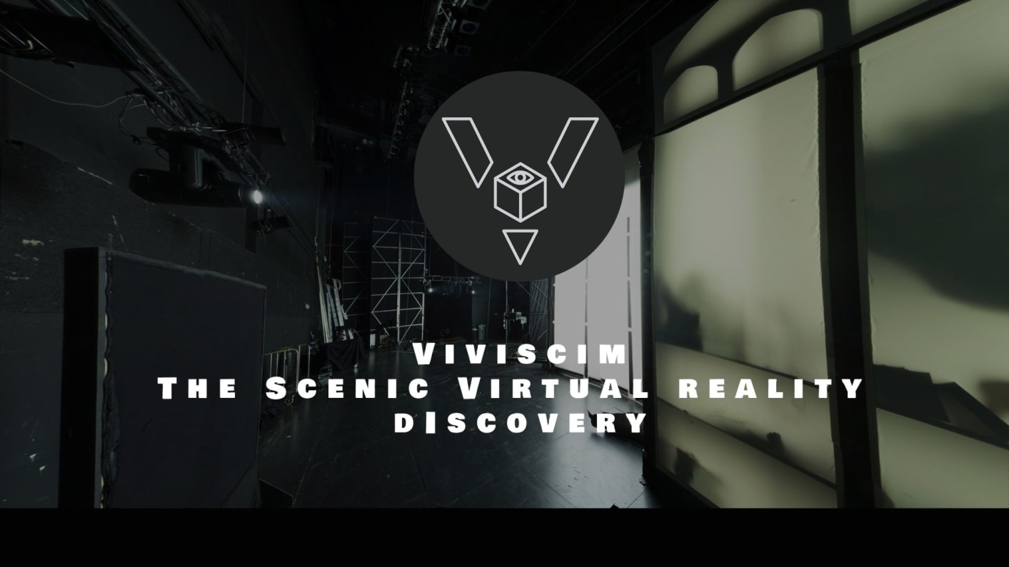 VIVISCIM - The Scenic virtual reality discovery