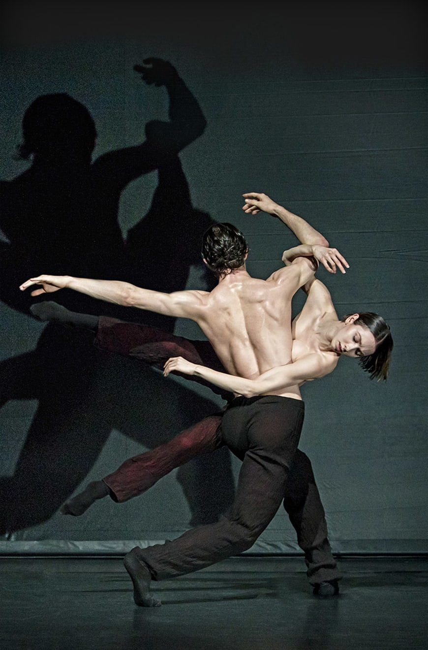 Keep on watching dance with the Nederlands Dans Theater