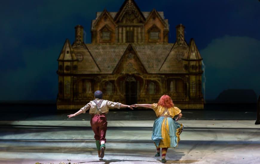 Hansel und Gretel, Teatro alla Scala, 2017