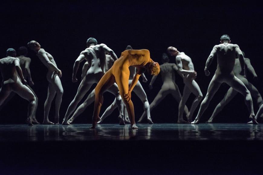 Artists of Ballet BC in Bill