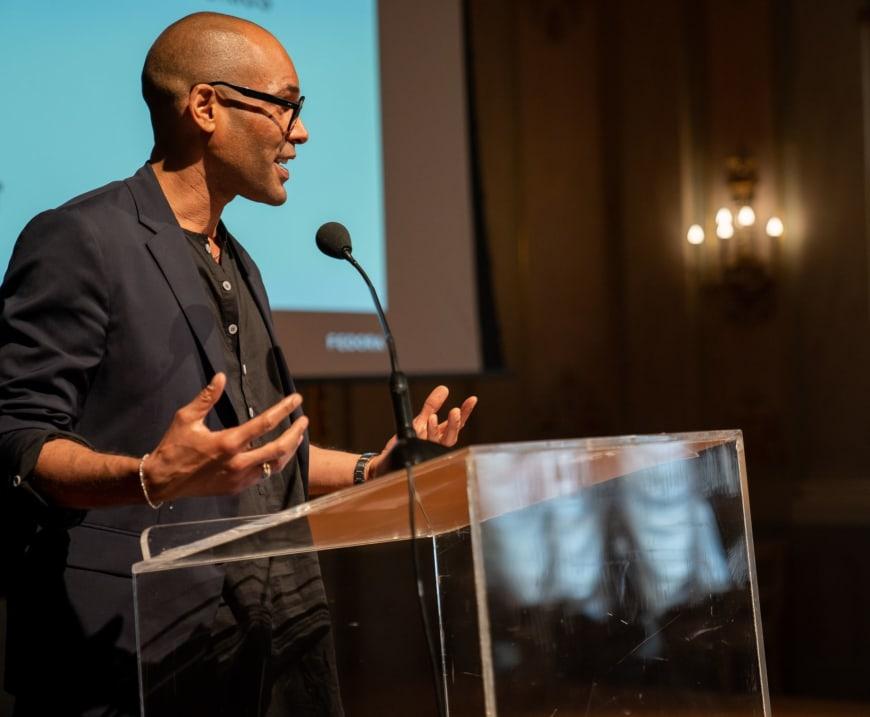 Benoit Swan Pouffer, Artistic Director of Rambert