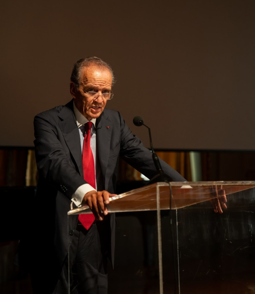 Jérôme-François Zieseniss, President of FEDORA