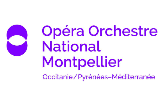 Logo Opéra Orchestre National Montpellier