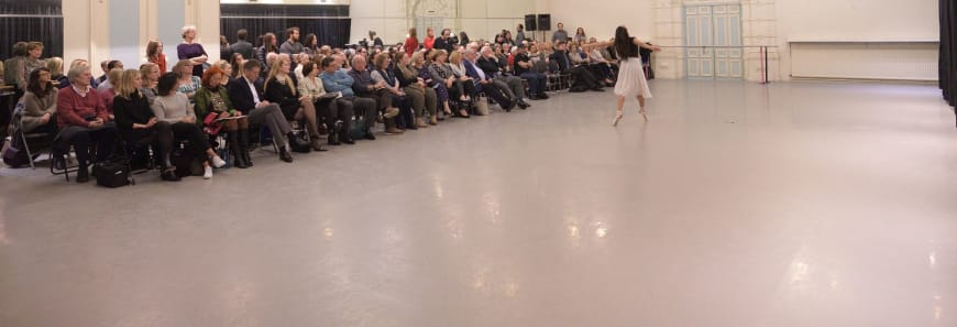 English National Ballet Roadshow