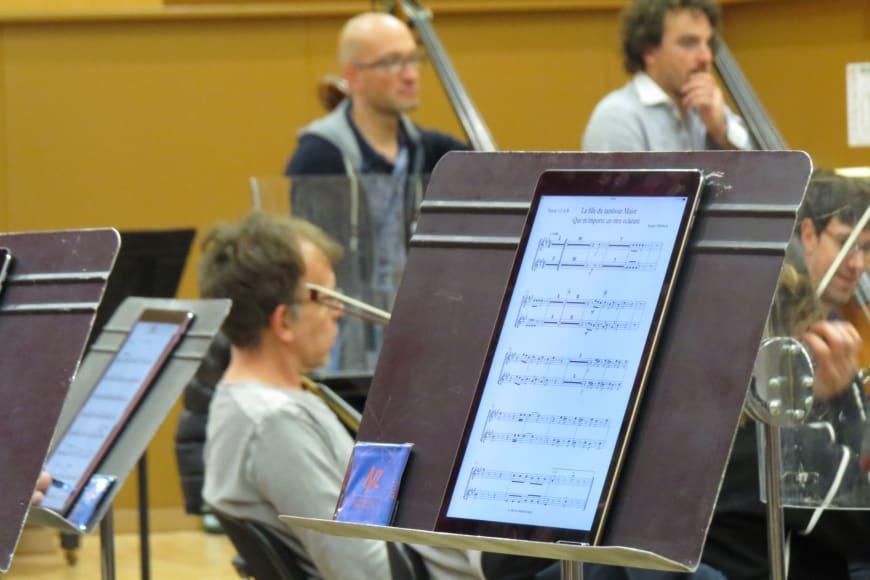 Digital Scores