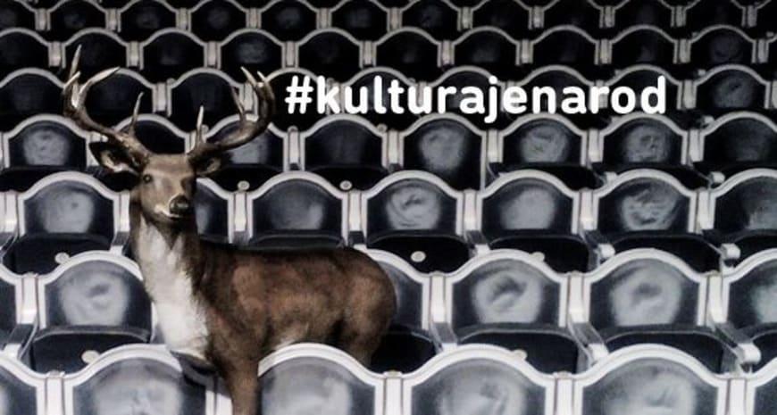#Kulturajenarod