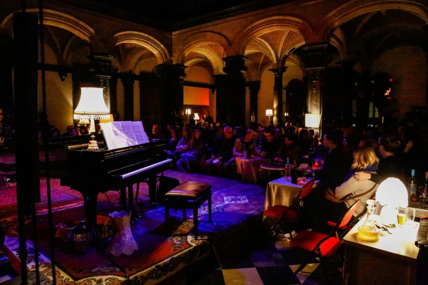 Muziektheater Transparant Roadshow