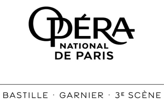 Opéra national de Paris Logo