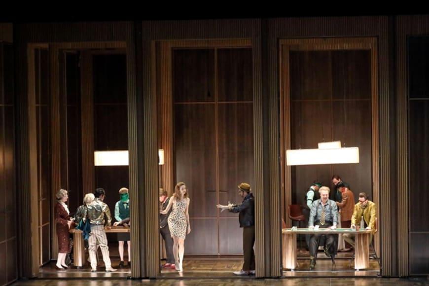 Falstaff - Bayerische Staatsoper