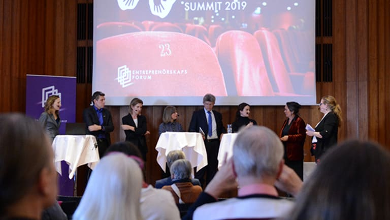 Swedish Philanthropy Summit 2019