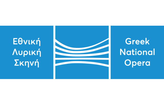 Logo Greek National Opera (Landscape)