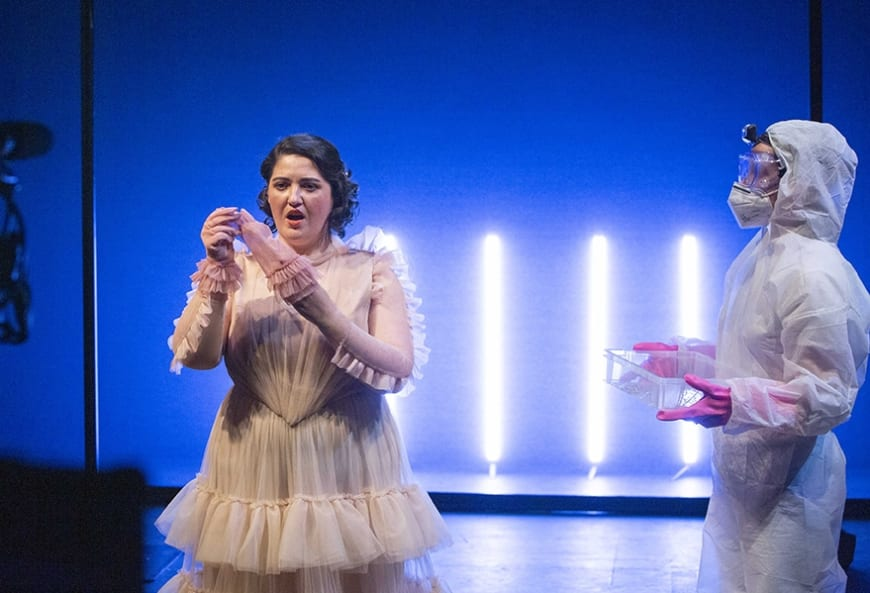 'Dust' by the Irish National Opera
