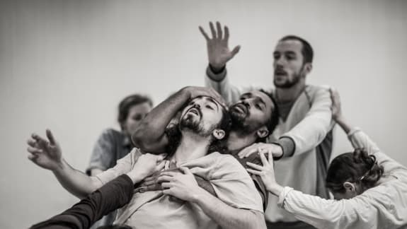 LIGHT: Bach dances - Hofesh Shechter Company and Royal Danish Opera co-production