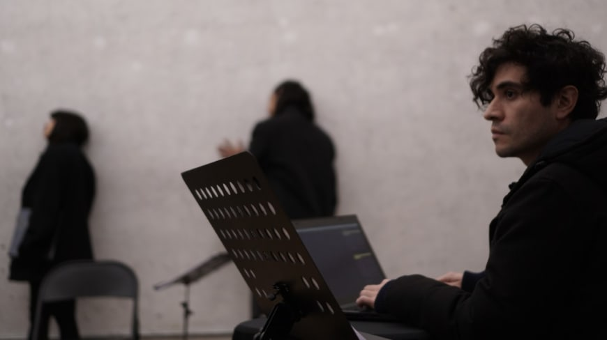 Developer and Composer Felipe Ignacio Noriega