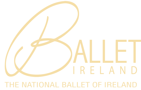 Ballet Ireland New Logo - transparent GOLD (1)