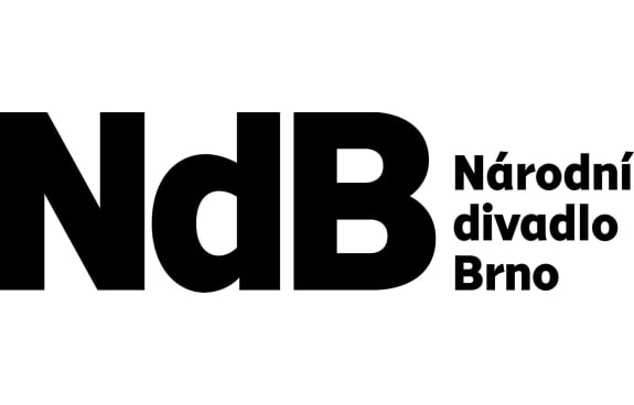 National Theatre Brno Logo