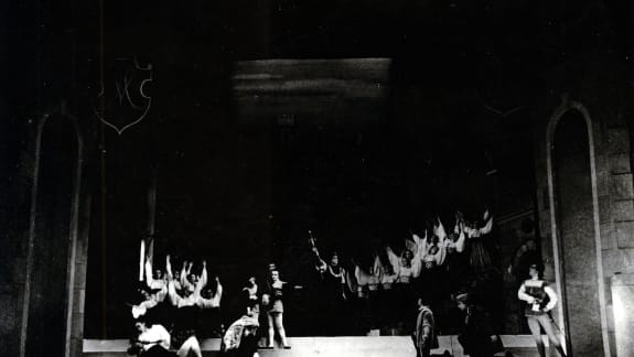 Romeo and Juliet (1938) World Premiere in Mahen Theatre