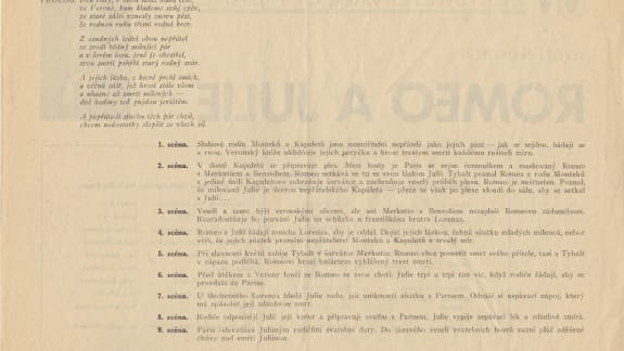 Romeo and Juliet (1938) World Premiere Programme_Back