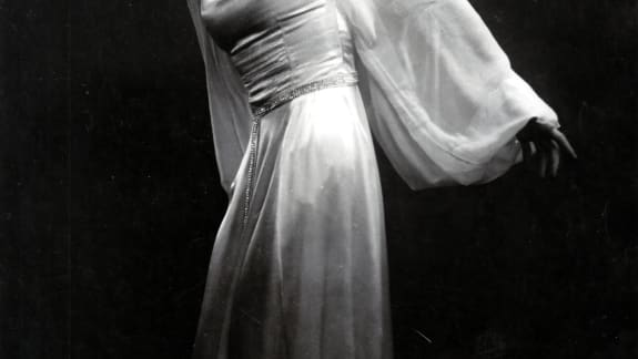 Zora Šemberová as Juliet (1938)