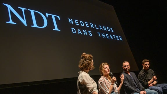 Nederlands Dans Theatre Roadshow 2019