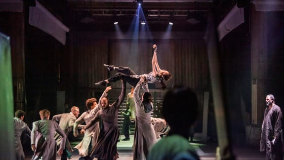 Invisible Cities by Rambert at Manchester International Festival
